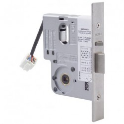 electric mortice lock