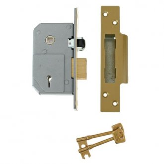 Mortice Lock 3k74 Project Hardware