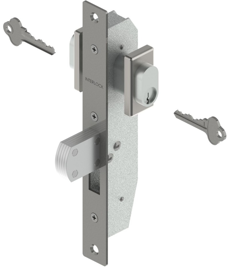 Commercial Hinged Lock Project Hardware
